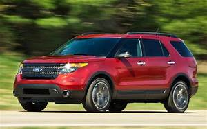 2013 Ford Explorer Sport Photo Gallery