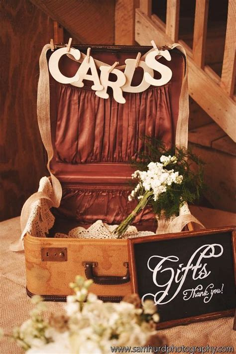 gift table wedding gift tables  wedding gifts  pinterest