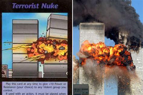 Illuminati Cards 9 11 Illuminati Card Predicted 911 Japan Earthquake And