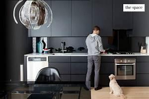 Black Kitchens Oliver Yaphe