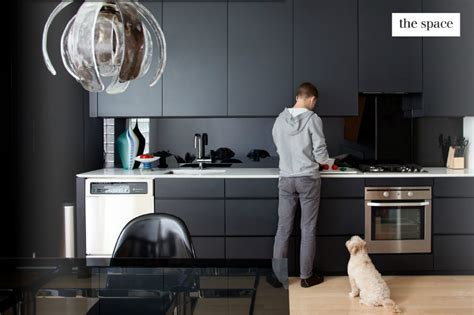 Black Kitchens « Oliver Yaphe
