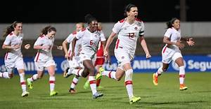 Canada Soccer defeats Denmark 1-0 in its first match of ...