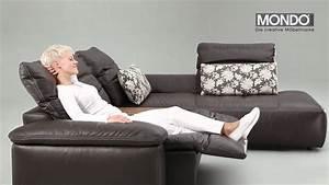 Himolla Ecksofa Mit Relaxfunktion : ostermann sofa mondo merit youtube ~ Buech-reservation.com Haus und Dekorationen