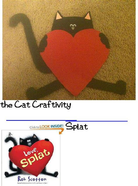 Splat The Cat Template by 29 Best Images About Splat Le Chat On Cats