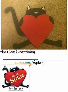 29 best images about splat le chat on pinterest cats With splat the cat template