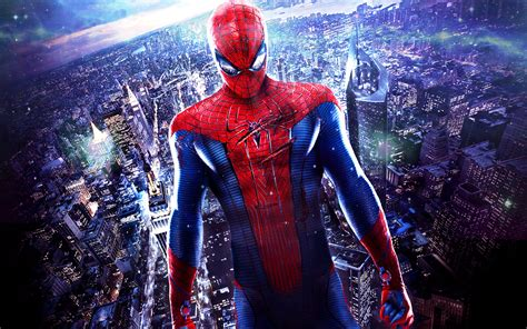 The Amazing Spider Man Movie Poster Big