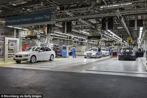 Bmw Technicians Cost The Car Manufacturer 'nearly £1m