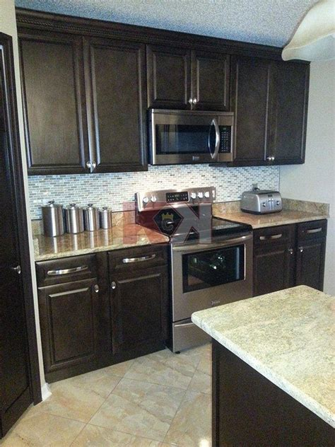 cost of kitchen cabinets espresso kitchen bathroom cabinet gallery 8384