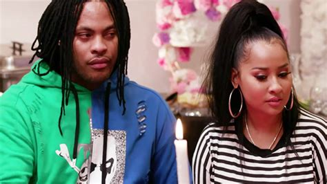Waka Flocka Flame And Tammy Rivera Renewing Vows In 'waka