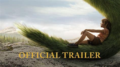 official  trailer  disneys petes dragon reboot