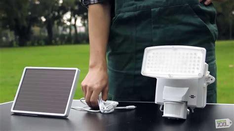 led solar strahler solar led strahler brennenstuhl sol 80 gartenxxl