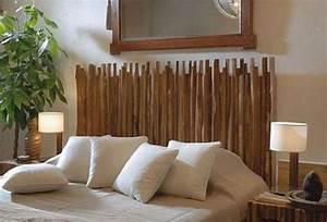 Tete De Lit Bois Sculpté : une belle t te de lit pour faire de doux r ves blog ma maison mon jardin ~ Teatrodelosmanantiales.com Idées de Décoration