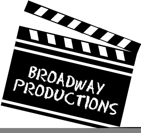 Broadway Clipart Broadway Shows Clipart Free Images At Clker Vector