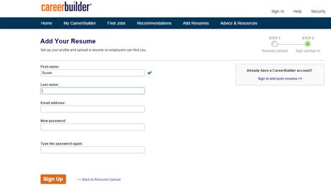 What Should I Name My Resume On Careerbuilder by Resume Titles For Careerbuilder
