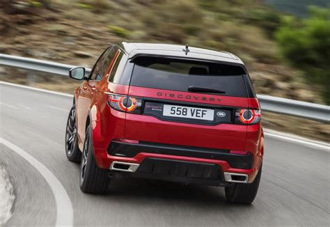 Land Rover Discovery Sport Modification by Land Rover Discovery Sport Gets New Hse Dynamic For