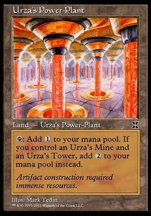 mtg urzatron deck list primer monou quot the well machine