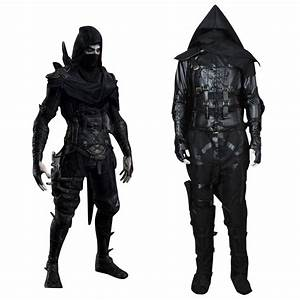 Custom Made Thief Garrett Outfit Cosplay Costume For