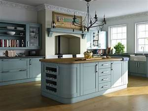 Blue Kitchen Cabinets Uk — Alert Interior : It Is Time For