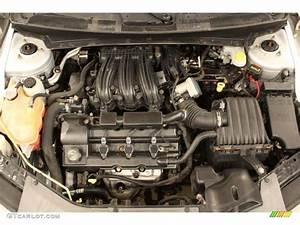 2008 Chrysler Sebring Touring Convertible 2 7 Liter Dohc 24