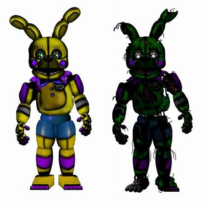 Fnaf Funtime Animatronics Fan Bonnie Sl Deviantart