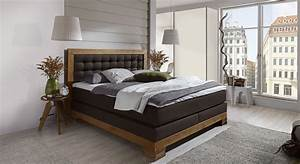 Schlafzimmer Set Mit Boxspringbett : boxspringbett mit nachttisch und kleiderschrank aronia ~ Lateststills.com Haus und Dekorationen