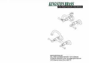 Kingston Brass Hks374c Adjustable Center 2