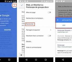 google documents android descarycom medias sociaux With google recherche documents