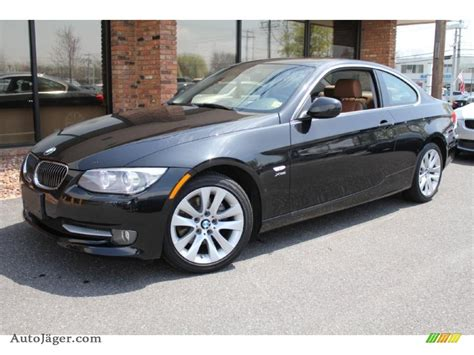 2011 Bmw 328i Coupe 2011 bmw 3 series 328i xdrive coupe in black sapphire