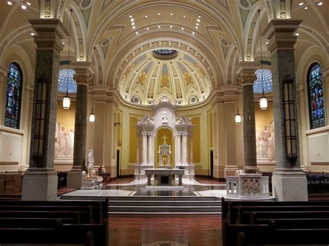 kansas immaculate conception  mary catholic cathedral