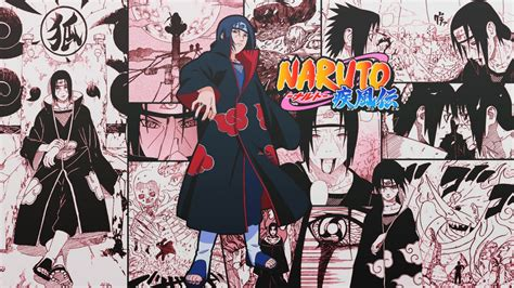 Akatsuki Naruto Jugo Konan Madara Uchiha Hd Anime