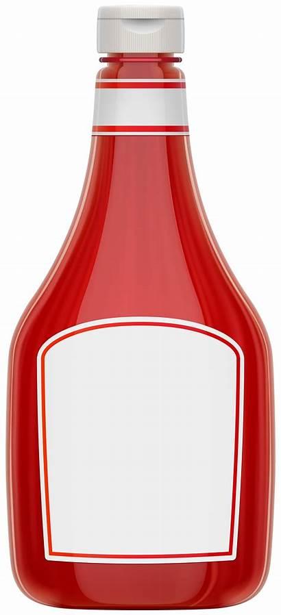 Ketchup Bottle Transparent Clipart Background Yopriceville Banner