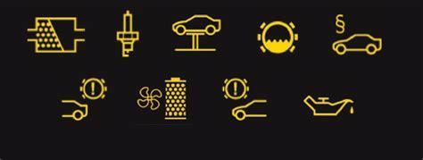 Bmw X5 Engine Warning Symbols