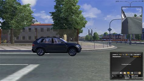 Mod Bmw X5 Truck Simulator 2 by Bmw X5 для Truck Simulator 2