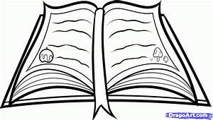 How to draw a spellbook step by step witches monsters for How to draw lettering book