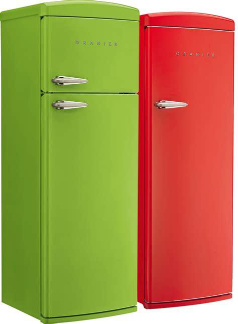 Retro Kühlschrank Edelstahl oranier retro k 252 hlschr 228 nke cooles design und wenig