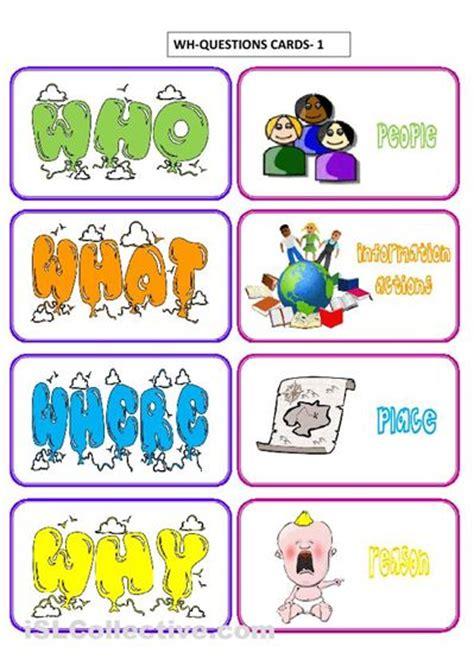 wh questions 1 worksheet free esl printable worksheets