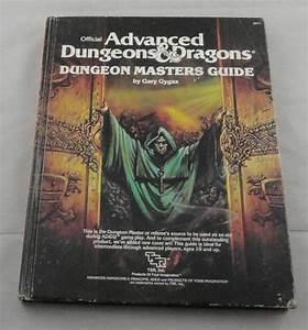 Advanced Dungeons And Dragons 1st Edition