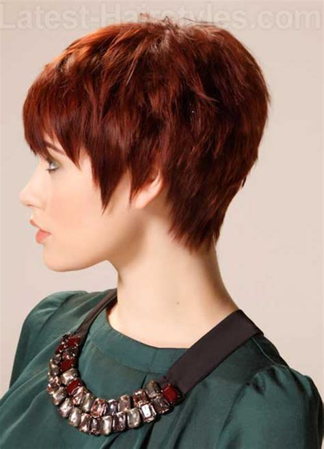 Hairstyles For A Pixie Cut by 20 Best Pixie Hair