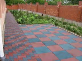 4 stylish outdoor flooring materials present contemporary outdoor home design trends