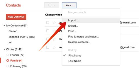 upload contacts from iphone to gmail contacts
