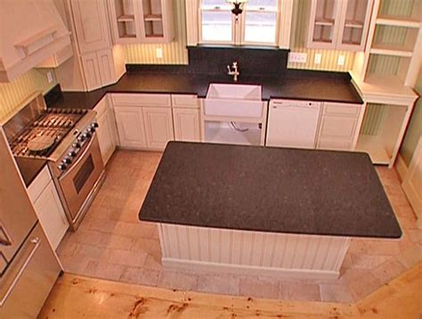 Soapstone Networks by How To Lay A Soapstone Countertop Soapstone Diy Network