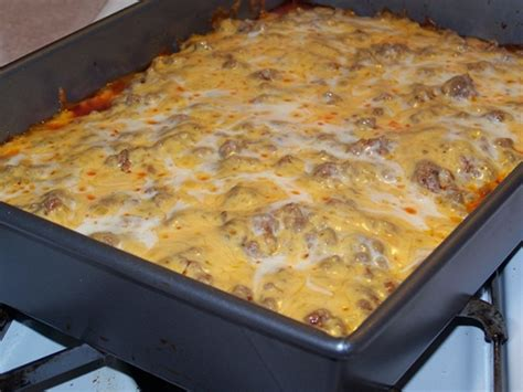 So it actually makes sense to use leaner ground beef. Diabetic Friendly Low Carb Meal: Beef Enchilada Pie recipe ...