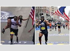 AMAZING Moments Wounded Veterans Cross Finish Line Of The