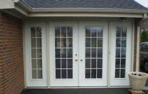 Sun Room with French Doors