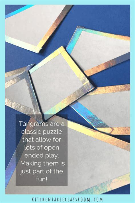 printable tangrams  easy diy tangram template