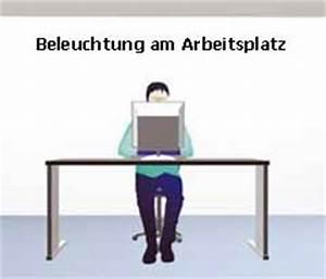 Beleuchtung Am Arbeitsplatz : tageslicht am arbeitsplatz als hygienefaktor baubiologie ~ Orissabook.com Haus und Dekorationen
