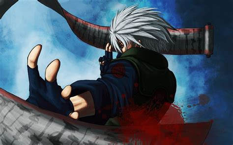 Wallpapers Hd Anime Shippuden - kakashi wallpapers wallpaper cave