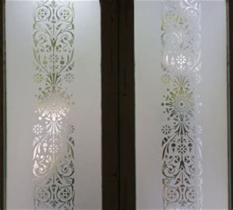 sandblasted glass sandblasted glass windows