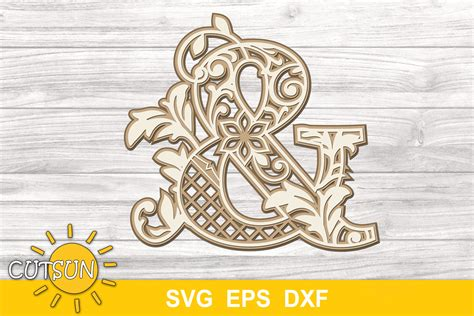 Fleur de lis svg zentangle svg mandala svg cricut saints. Layered Layered Mandala Letters Svg Free Project - Layered ...