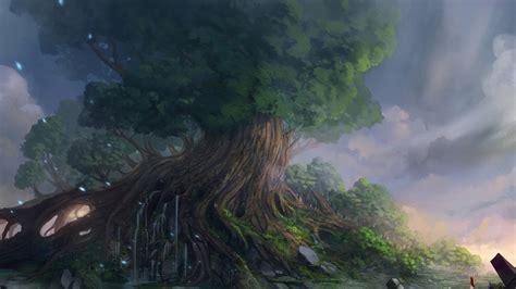 fantasy, Landscape, Art, Magic Wallpapers HD / Desktop and ...